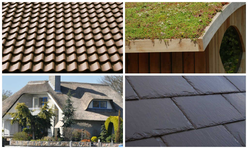 Choosing your Roofing Materials