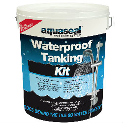 Wet Room Tanking System