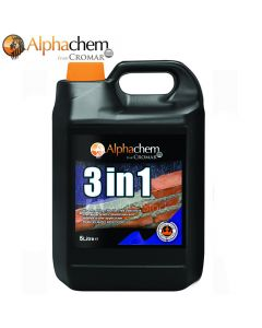 Cromar Alpha Chem 3 in 1 Admixture: 5ltr