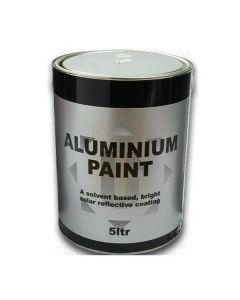 Aluminium Solar Reflective Paint