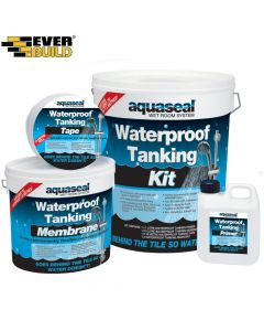Aquaseal Wet Room System: Large