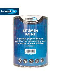 Bond It Bitubond Bitumen Paint: 5ltr