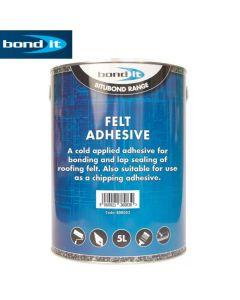 Bond It Bitubond Felt Adhesive: 5ltr