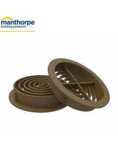 Manthorpe G700 Circular Soffit Vent