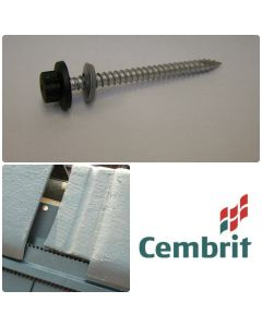 Cembrit Sela Screws (for Fibre Cement Ridge)