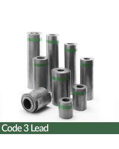 Code 3 Lead Flashing