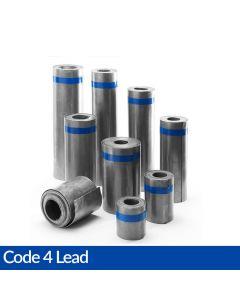 code 4 lead flashing