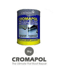 Cromapol Acrylic Roof Coating: 5kg