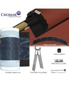 Cromar Pro Ridge Universal Ridge & Hip Kit