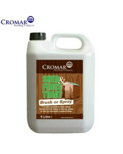 Cromar Shed and Fence Treat: 5ltr