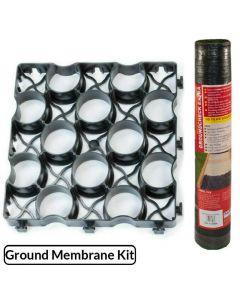 EasyGrid Ground Grid & Membrane Kit (m²)