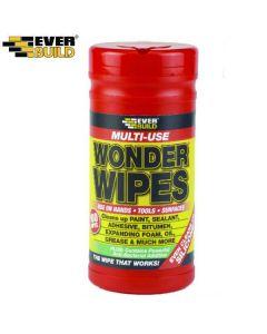 Everbuild Multi-Use Wonder Wipes: 100