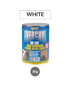 Evercryl One Coat Roof Repair 5kg: White