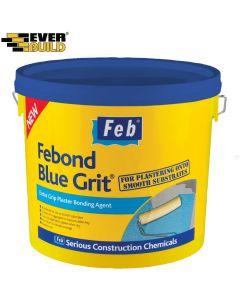 Febond Blue Grit: 10ltr