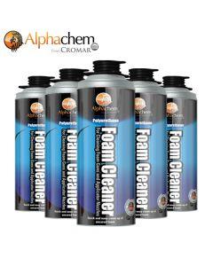 Cromar Alpha Chem Polyurethane Foam Cleaner: 500ml