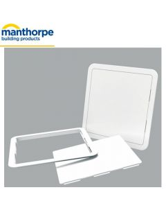 Manthorpe GL300 Access Panel: 300mm x 300mm