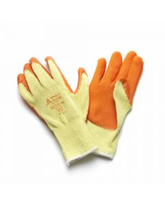 Smart Guard Latex Grip Builders Glove, size 10