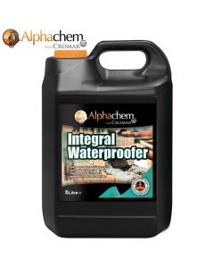Cromar Alpha Chem Integral Waterproofer: 5ltr