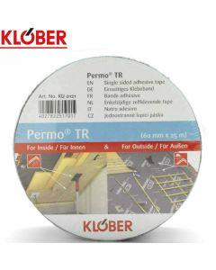 Klober Permo TR Self Adhesive Tape: 60mm x 25m