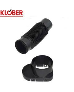 Klober Soil Mechanical Adaptor and Flexi-Pipe