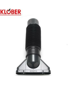 Klober Plain Tile Vent Adaptor & 100mm Flexi Pipe