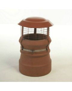 MAD Junior Multifuel Birdguard, Terracotta