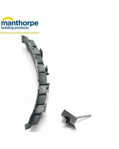 Manthorpe Ridge Union + Ridge Fixing Screw: Pack 13
