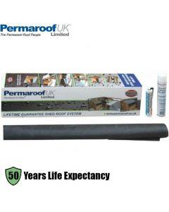 Firestone Rubber EPDM Membrane Shed Kit (in a box)