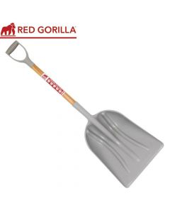 Red Gorilla Snow Shovel