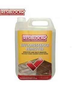 Resiblock Efflorescence Remover: 5ltr