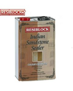 Resiblock Indian Sandstone Patio Sealer