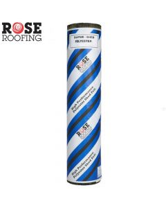 Rose Roofing Polyester Reinforced Shed Felt: 10m x 1m