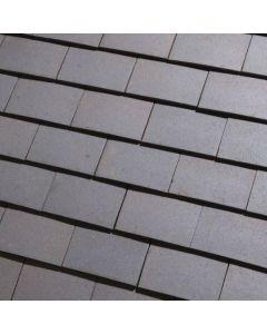 Dreadnought Staffordshire Blue Eave Tile: Sandfaced