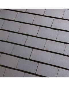 Dreadnought Staffordshire Blue Clay Tile & Half: Sandfaced