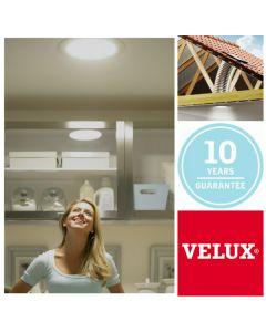 """TLF 0K14 2010 Velux 14"""" Flexible Sun Tunnel (for slate roofs)"""