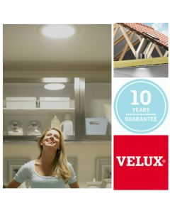 """TLR 0K10 2010 Velux 10"""" Rigid Sun Tunnel (for slate roofs)"""