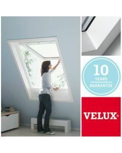 GPU CK04 0070 VELUX 45° White Top-Hung Roof Window (55cm x 98cm)