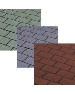 Chesterfelt Roll-On roof Shingles: 8m x 1m