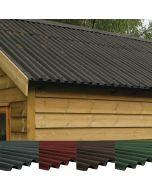 Coroline Corrugated Bitumen Roofing Sheets: 2000mm x 950mm