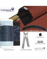 Cromar Pro Ridge Universal Ridge & Hip Kit
