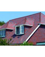 Dreadnought Nelson Blend Pre Mixed Clay Tile: Sandfaced