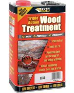 Everbuild Triple Action Wood Treatment: 5ltr