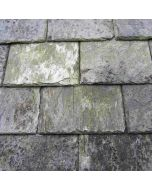 Reclaimed Cornish Green Natural Roof Slate, 14'' x 8''