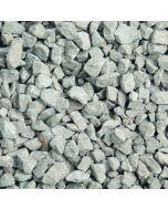 White Limestone Gravel, 14mm: 875kg
