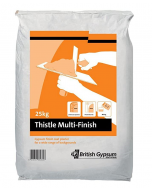 Thistle Multi Finish Plaster: 25kg
