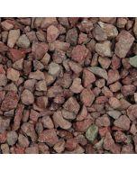 Red Granite Gravel, 20mm