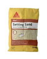 Sika Setting Sand: 20kg