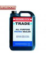 Resiblock Trade: 5ltr