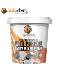 Cromar Alpha Chem Multi-Purpose Ready Mixed Filler: 1kg