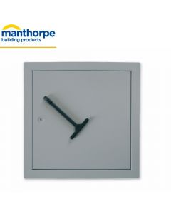 Manthorpe GL130F Fire Rated Access Panel: 300mm x 300mm